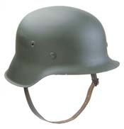 German WW II Helmet 1942