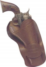 """Mexican Loop Fast Draw Holster 7 1/2"""" Barrel"""