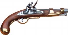 Lewis & Clark Style Pistol