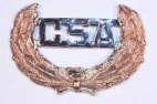 CSA Confederate Hat Pin